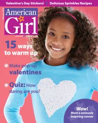 January 01, 2016 issue of American Girl Magazine