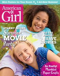 July 01, 2018 issue of American Girl Magazine