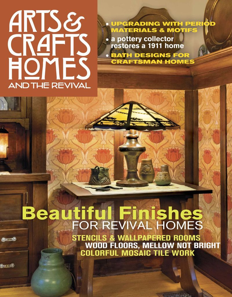 Arts & Crafts Homes - Subscription Subscriptions