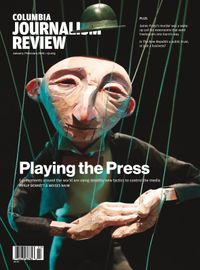 January 01, 2015 issue of Columbia Journalism Review