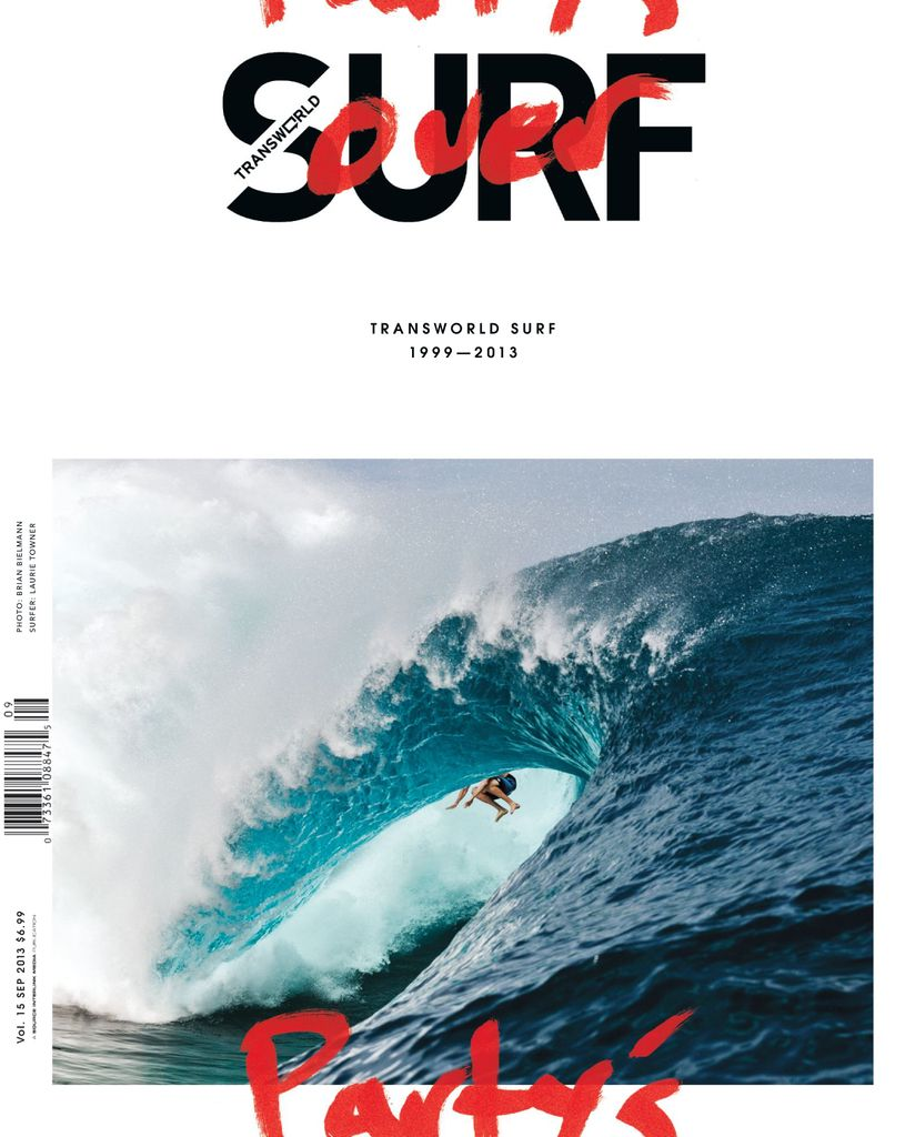 TransWorld SURF - Subscription