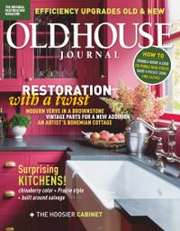October 01, 2020 issue of Old House Journal