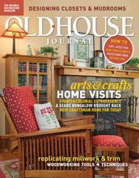 January 01, 2021 issue of Old House Journal