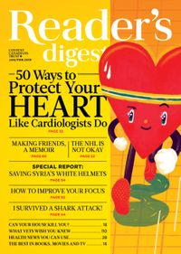 December 31, 2018 issue of Reader's Digest Canada