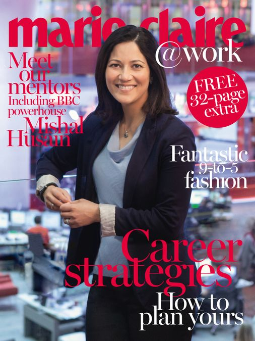 Marie Claire @ Work Special