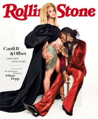 July 19, 2018 issue of Rolling Stone