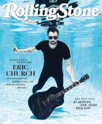 July 31, 2018 issue of Rolling Stone