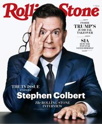 August 31, 2018 issue of Rolling Stone
