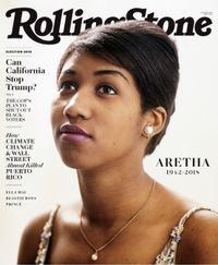 November 04, 2018 issue of Rolling Stone