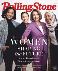 February 28, 2019 issue of Rolling Stone