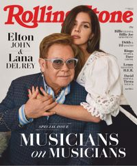 October 31, 2019 issue of Rolling Stone