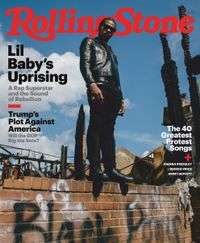 August 01, 2020 issue of Rolling Stone