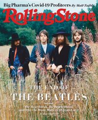 September 01, 2020 issue of Rolling Stone