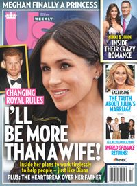 May 27, 2018 issue of Us Weekly
