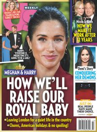 November 18, 2018 issue of Us Weekly