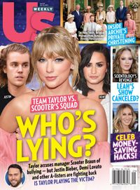 July 21, 2019 issue of Us Weekly