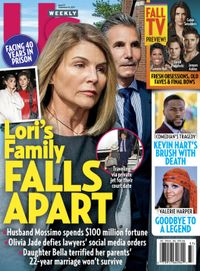 September 15, 2019 issue of Us Weekly