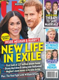 February 02, 2020 issue of Us Weekly