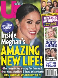 April 05, 2020 issue of Us Weekly