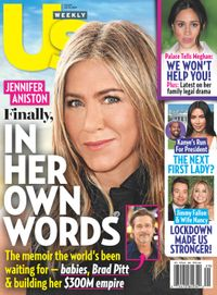 July 20, 2020 issue of Us Weekly