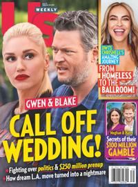September 28, 2020 issue of Us Weekly