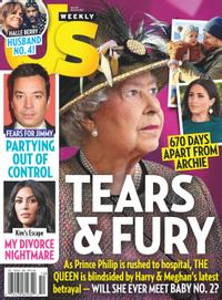 March 08, 2021 issue of Us Weekly
