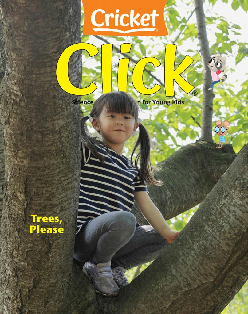 Click Science and Discovery Magazine for Preschoolers and Young Children - Subscription Subscriptions