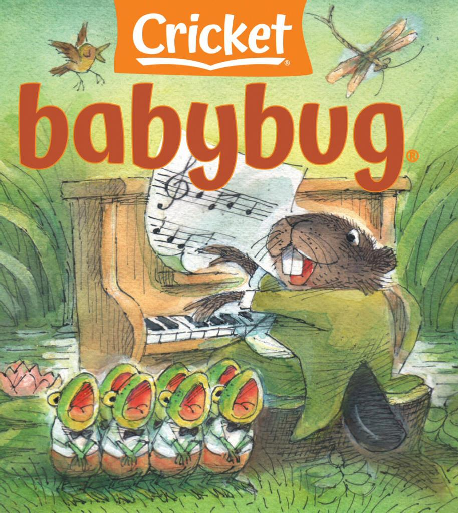Babybug Stories, Rhymes, and Activities for Babies and Toddlers
