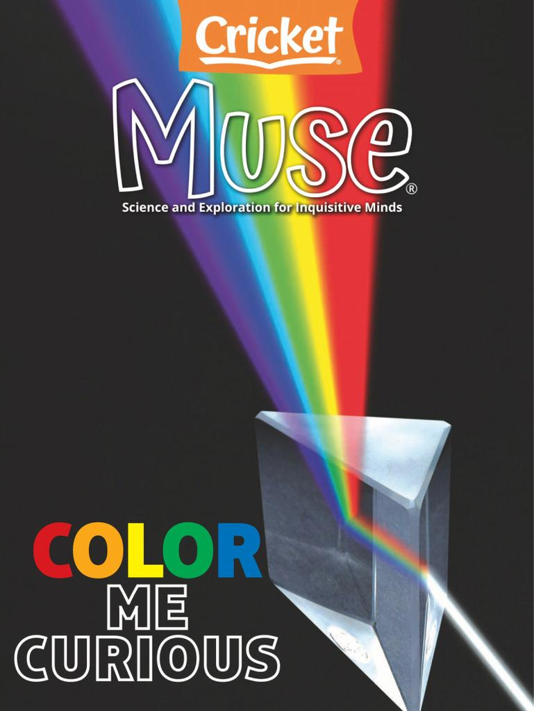 Muse: The magazine of science, culture, and smart laughs for kids and children - Subscription Subscriptions