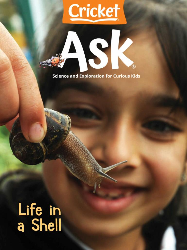 Ask Science and Arts Magazine for Kids and Children