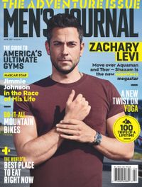 March 31, 2019 issue of Men's Journal
