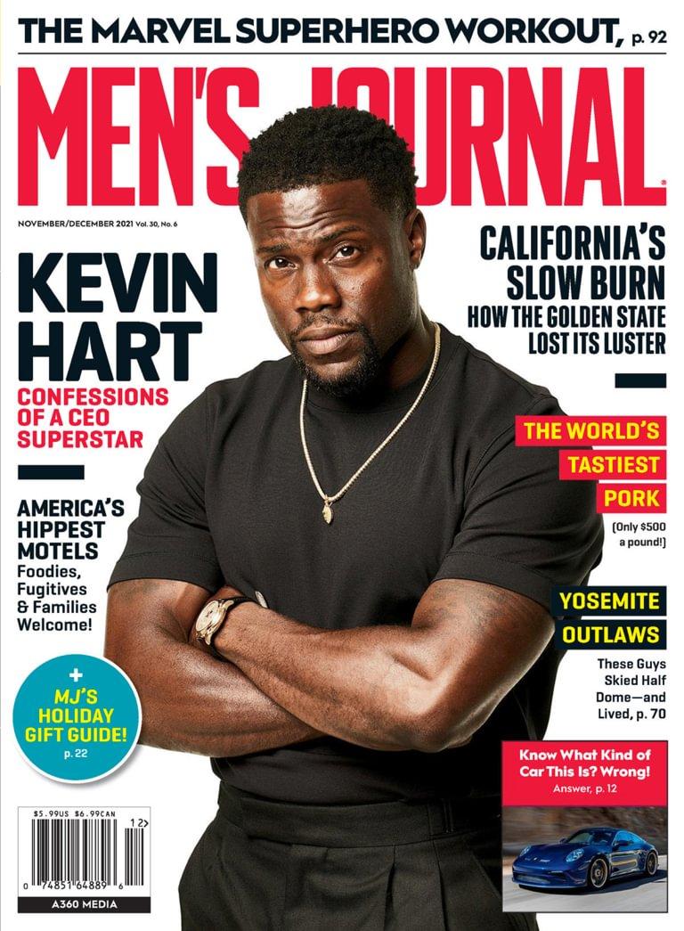 Men's Journal Digital Subscription