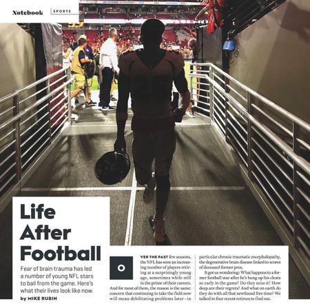 Life After Football