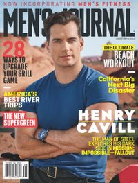 July 31, 2018 issue of Men's Journal