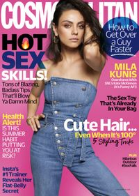 July 31, 2018 issue of Cosmopolitan