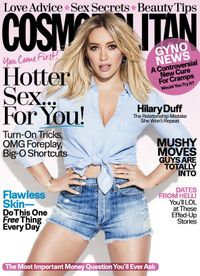 February 01, 2017 issue of Cosmopolitan
