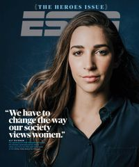 July 29, 2018 issue of ESPN The Magazine