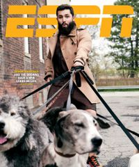 August 31, 2019 issue of ESPN The Magazine