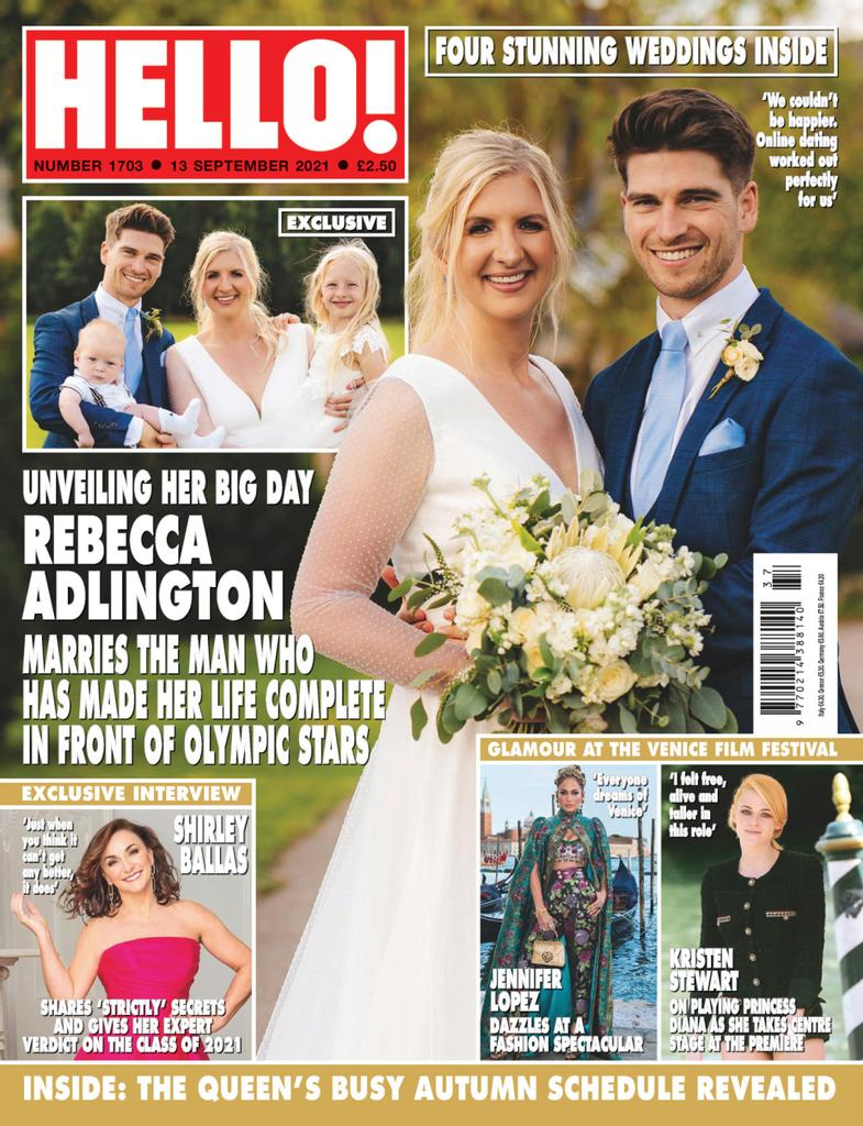 HOLA_HELLO magazine UK - Subscription