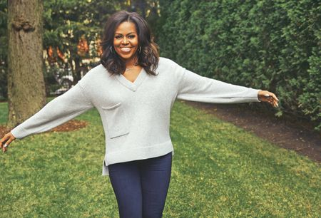 AS THE FORMER FIRST LADY TURNS 55 MICHELLE OBAMA CONTINUES TO INSPIRE AS SHE PLANS ANOTHER TRIP TO LONDON