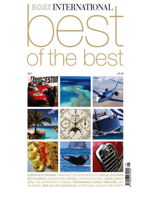 Boat International - Best of the Best