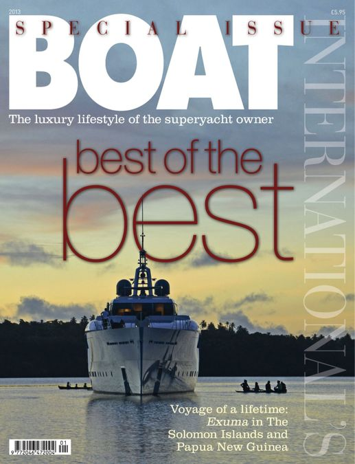Boat International's Best of the Best
