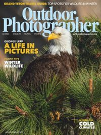 January 31, 2019 issue of Outdoor Photographer