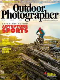 July 31, 2019 issue of Outdoor Photographer