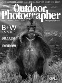October 31, 2019 issue of Outdoor Photographer