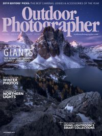 November 30, 2019 issue of Outdoor Photographer