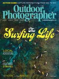 August 01, 2020 issue of Outdoor Photographer