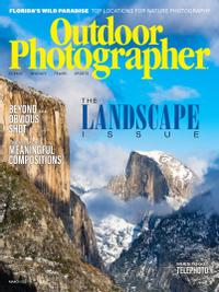 March 01, 2021 issue of Outdoor Photographer