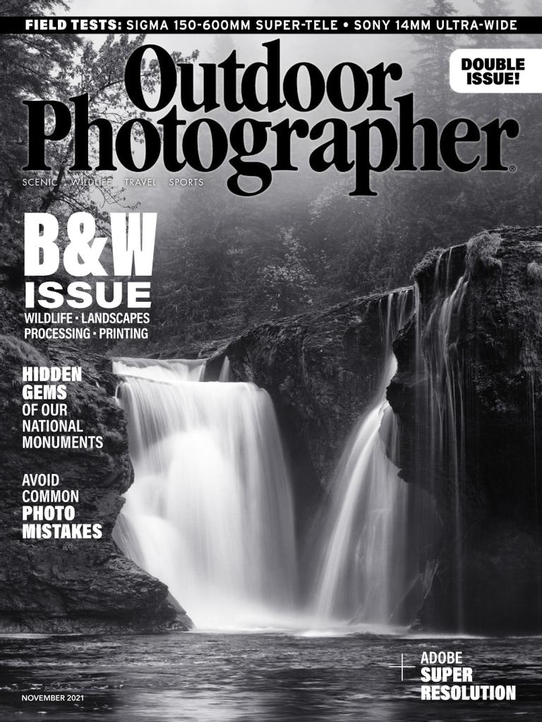 Outdoor Photographer - Subscription Subscriptions