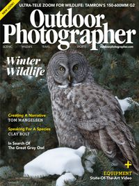 January 01, 2017 issue of Outdoor Photographer